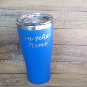 Homeschool Mama 20oz Travel Tumbler