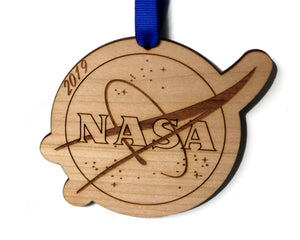 NASA Logo Ornament (Meatball)
