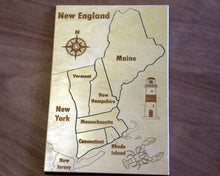 New England Puzzle