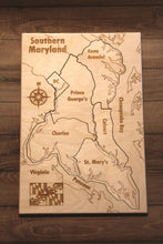 Southern Maryland Puzzle