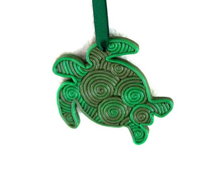 Sea Turtle Ornament, Honu