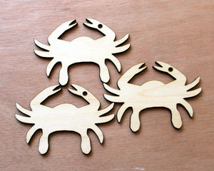 Blue Crab Cutout