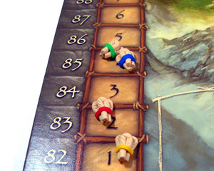 Stone Age Wheat Field and Wheel Score Counters