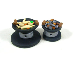 Wok Star Game Piece Set