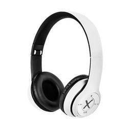 Bluetooth Headphones X mSD | White
