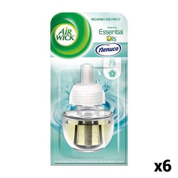 Air Wick Nenuco Air Freshener Refills (Pack of 6)