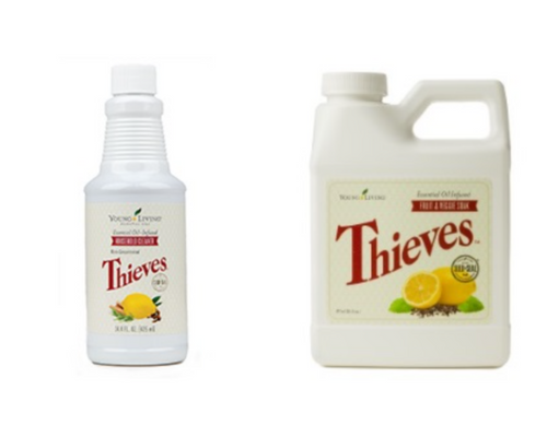 BUNDLE Thieves Cleaner and Thieves Fruit and Veggie Soak