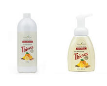 BUNDLE w/ Thieves Foaming Hand Soap and Thieves Refill