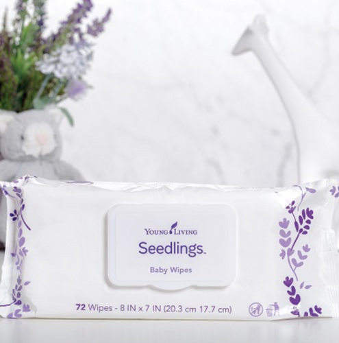Young Living Seedlings Baby Wipes