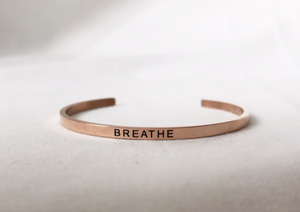 Thirty Nine One Twenty Breathe Bracelet