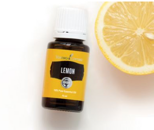 Lemon Essential Oil / 15 ml