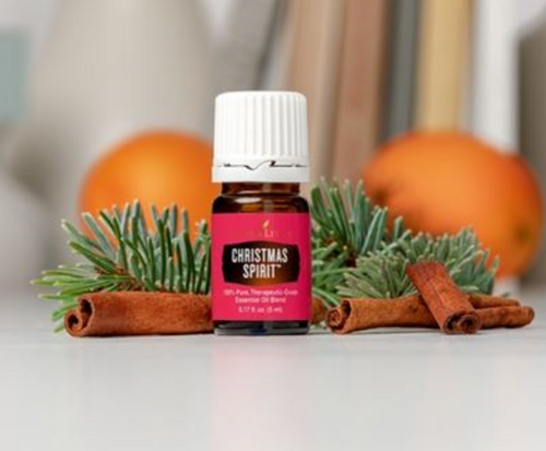 Christmas Spirit Essential Oil / 5 ml