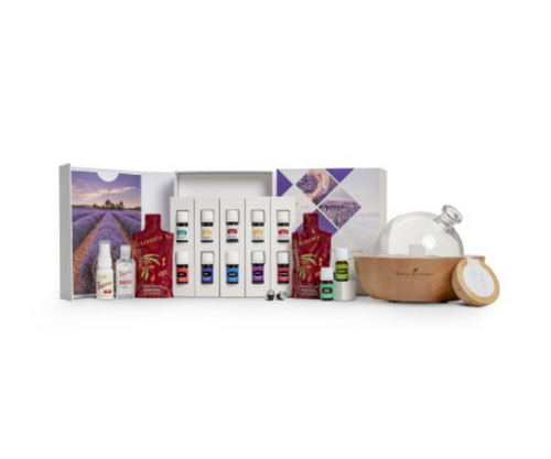 Young Living Aria Diffuser Premium Starter Kit