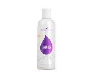 Lavender Hand & Body Lotion / 8 oz