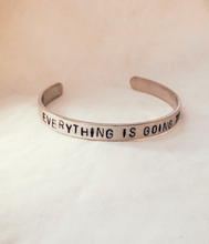 Everything Is Going To Be Ok Bracelet