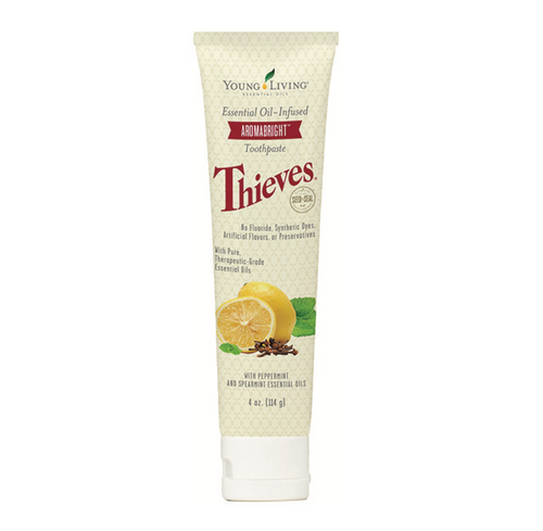 Thieves AromaBright Toothpaste / 4 oz