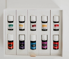 Young Living Essential Oil Premium Starter kit / Desert Mist Diffuser
