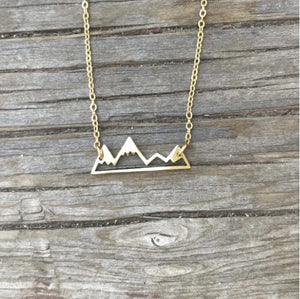 Nevada Heart Necklace