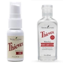 BUNDLE w/ Thieves Hand Sanitizer and Thieves Spray