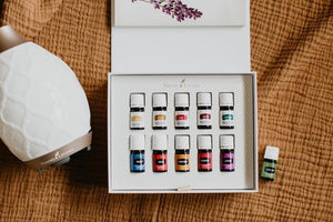 Tahoe Essential Oils Bundle