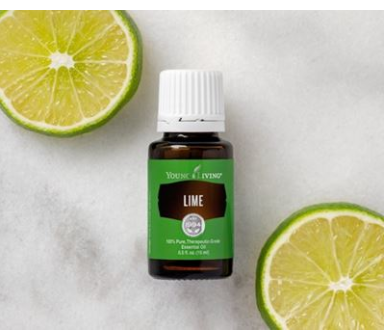 Lime Essential Oil / 15 ml