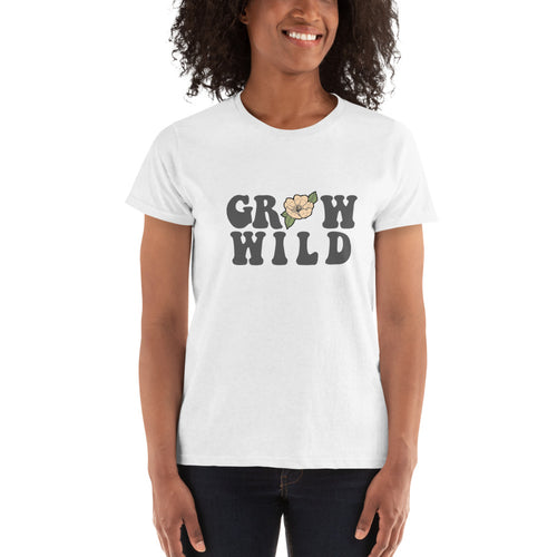 Ladies' Grow Wild T-shirt