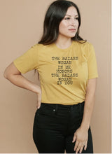 The Badass Woman In Me Honors The Badass Woman In You / Boyfriend / Yellow
