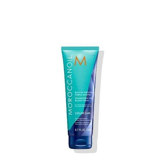 MOROCCANOIL Blonde Perfecting Purple Shampoo 200ml