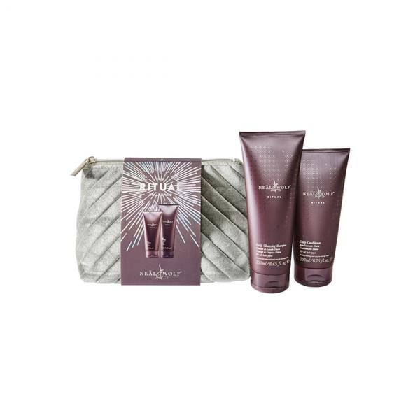 Neal & Wolf Ritual Daily Shampoo & Conditioner Gift Set