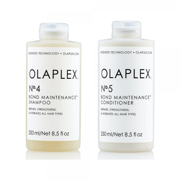 OLAPLEX No 4 and No 5 Bond Repair Treatment Shampoo & Conditioner