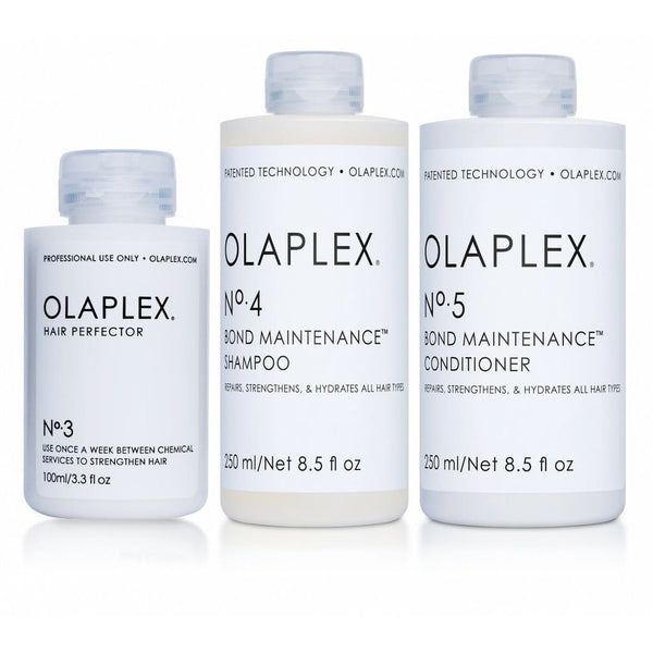 Olaplex No.4 No.5 shampoo conditioner 250ml No.3 hair perfector 100ml