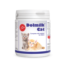 DOLMILK CAT. Lait de substitution pour chatons.