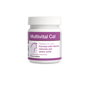 MULTIVITAL CAT. Vitamines chats.