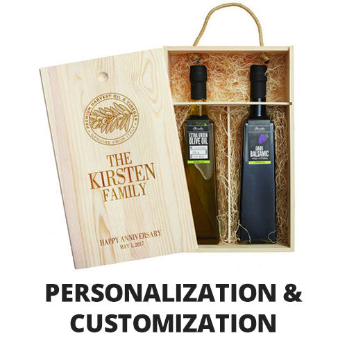 Personalization & Customization