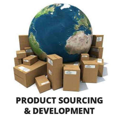 Product Sourcing & Development