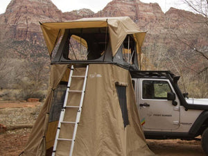 Front Runner Roof Top Tent Annex (Shower Skirt) - Roof Top Tents Official