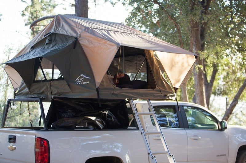 HITents (HIT) Expedition Grade Jalama (Optional Awning Combo) - Roof Top Tents Official