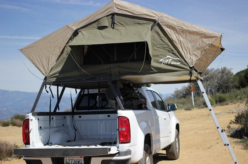 HITents (HIT) Jalama Scout Edition (Optional Awning Combo) - Roof Top Tents Official