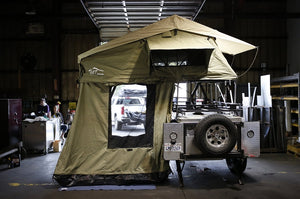 HITents (HIT) Rincon Scout Edition with Annex (Optional Awning Combo) - Roof Top Tents Official