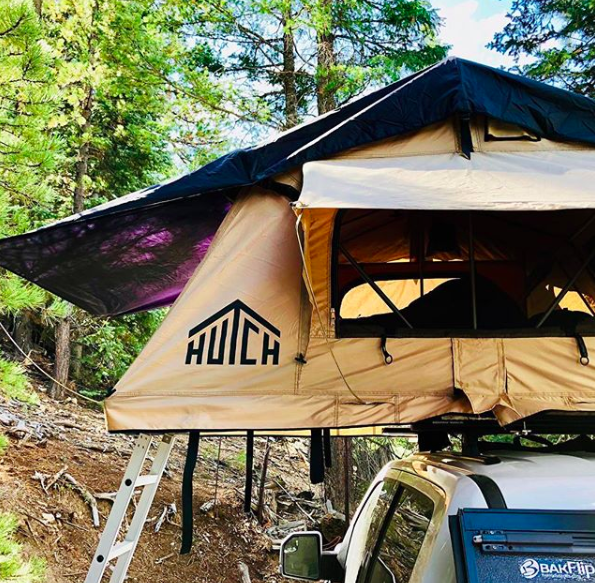 Softshell 2 Person Roof Top Tents Official
