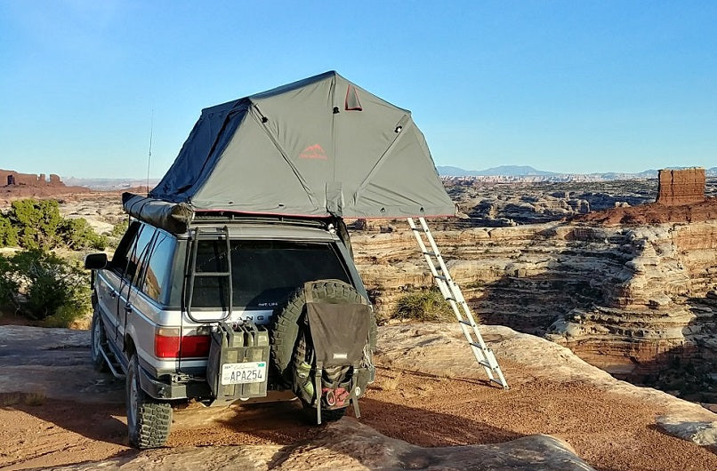 Overland Pros Anza 2000 (4-5 Person) - Roof Top Tents Official
