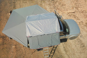 Overland Pros Wraptor 2500 (Large 270 Degree Awning) - Roof Top Tents Official