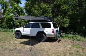 Tepui Awning (Option of 4', 6', or 8' Awning ) - Roof Top Tents Official