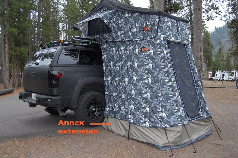 Tepui Autana Annex Extension (2 Sizes) - Roof Top Tents Official