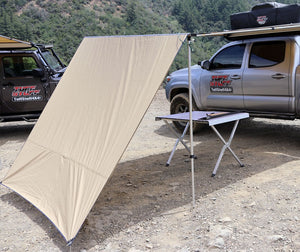 Tuff Stuff Awning, 4.5′ X 6′ - Roof Top Tents Official