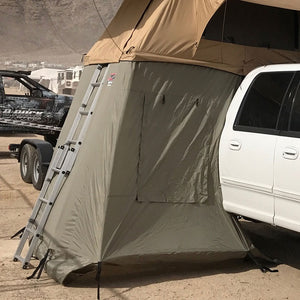Tuff Stuff Delta Overland Roof Top Tent, 2 Person - Roof Top Tents Official