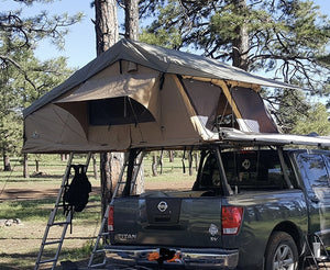 Tuff Stuff Elite Overland Roof Top Tent & Annex Room, 5 Person - Roof Top Tents Official