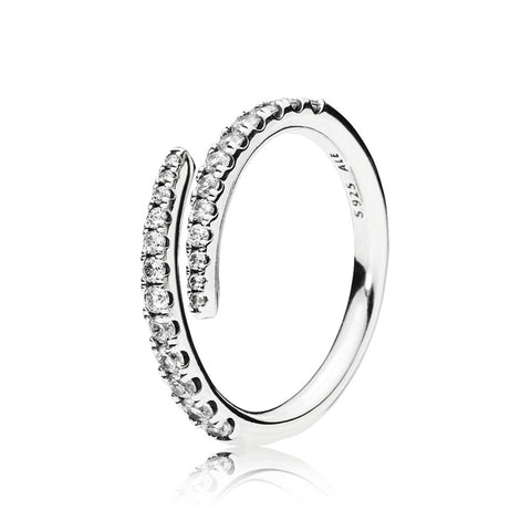 Open Ring in sterling silver by Pandora.