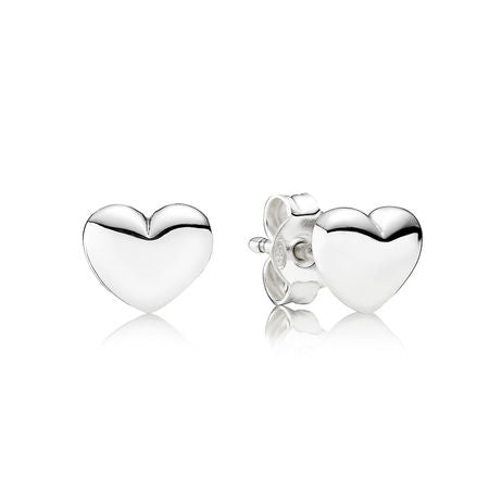 Hearts Stud Earrings