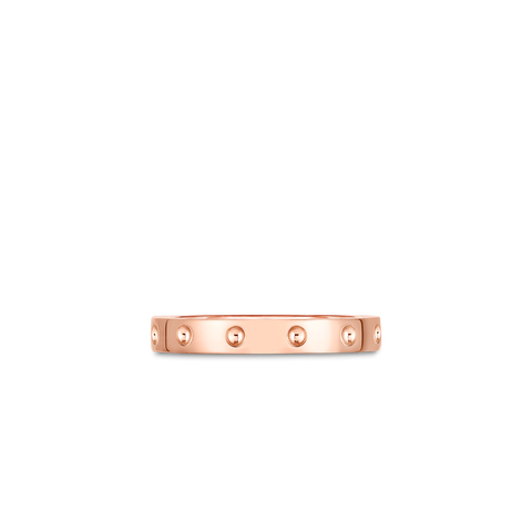 A rose gold ring made by Roberto Coin Santa Fe Jewelry